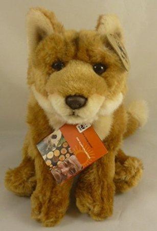 WWF 9 Inch Dingo Soft Plush Toy by Natorytian