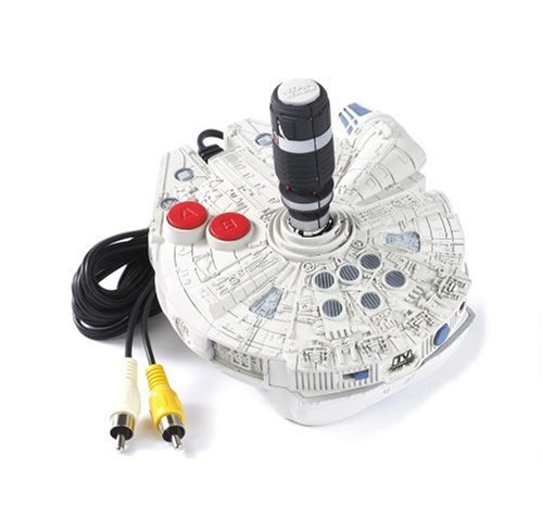 Jakks - Star Wars 5-in-1 Plug N Play TV Game - 1