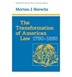 img - for By Morton J. Horwitz The Transformation of American Law, 1780-1860 (Studies in Legal History) book / textbook / text book