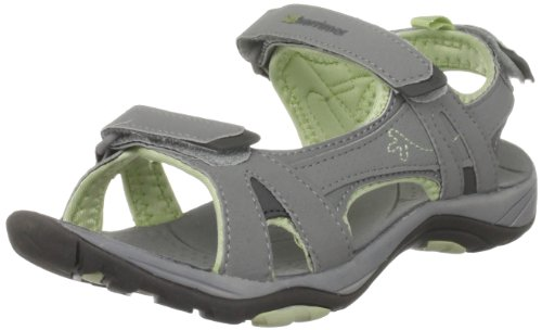Karrimor Women's Saba Grey/Aqua Sandal K479LGA147