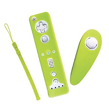 Wii Remote & Nunchuk Glow Skins