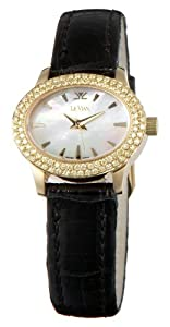 Le Vian Women's ZAG 97 Milano 18K Rose Gold Diamond Watch from Le Vian