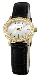 Le Vian Women's ZAG 97 Milano 18K Rose Gold Diamond Watch