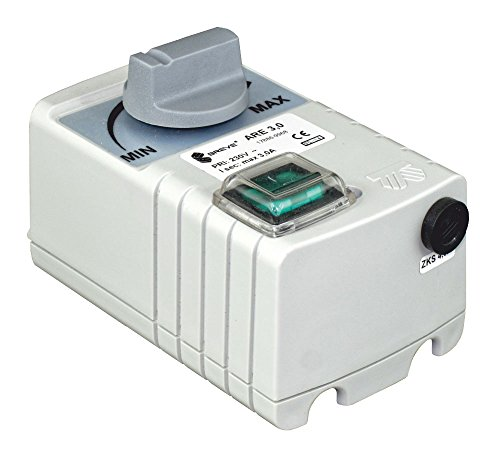 BREVE Drehzahlregler stufenlos Typ ARE 3,0 A 230 V