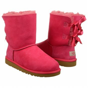 UGG UGG Australia Bailey Bow Girls Boots