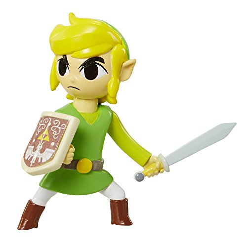 "World of Nintendo The Legend of Zelda Link 2.5"" Mini Figure"