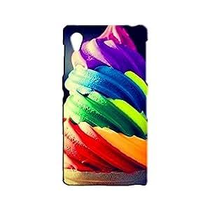 G-STAR Designer 3D Printed Back case cover for Sony Xperia Z1 - G3616