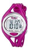 Timex Womens T5K7599J Ironman Sleek 50-Lap Fuchsia Resin
