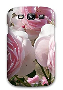 buy Premium Durable Pink Roses For Everyone Fashion Tpu Galaxy S3 Protective Case Cover With Free Screen Protector