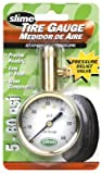 41jEBRk1OpL. SL160  Slime 20049 Brass 5 60 PSI Digital Gauge