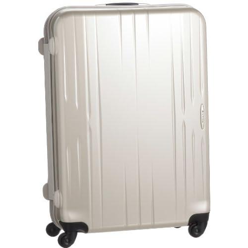 [プロテカ] ProtecA スタリア スーツケース 73cm 02106 11 ムーンシルバー (ムーンシルバー)