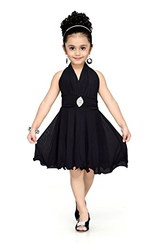 Aarika Girl's Party Wear Net Frock