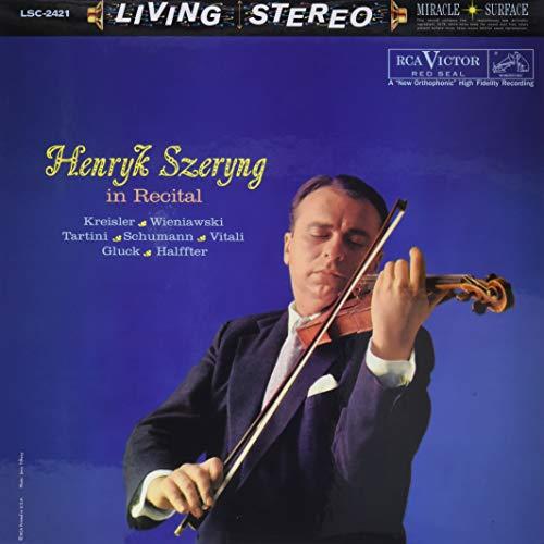 Vinilo : Henryk Szeryng - Henryk Szeryng In Recital (200 Gram Vinyl)