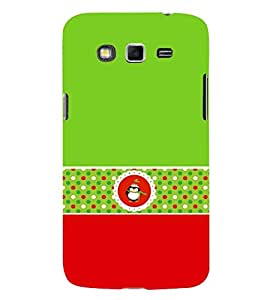 Green Owl 3D Hard Polycarbonate Designer Back Case Cover for Samsung Galaxy Grand Neo :: Samsung Galaxy Grand Neo i9060