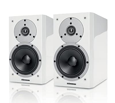 Dynaudio Excite X12 Monitor Loudspeaker PAIR - GLOSS WHITE from Dynaudio
