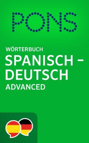download pons w rterbuch spanisch deutsch advanced