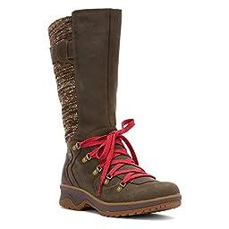 Merrell Women\'s Eventyr Peak Waterproof Boot, Bungee Cord, 9.5 M US