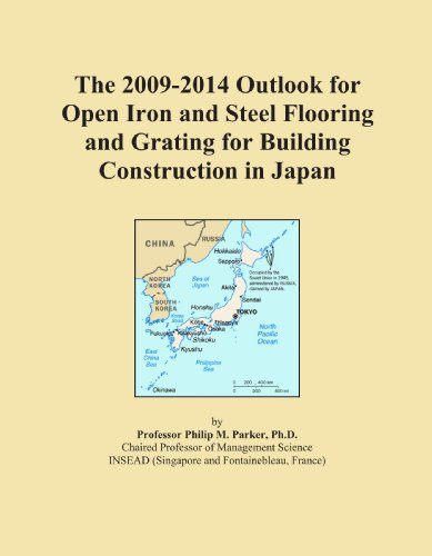 The 2009-2014 Outlook for Open Iron and Steel Flooring and Grating for Building Construction in Japan
