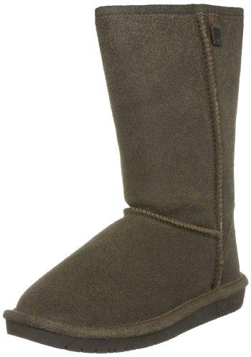 Bearpaw Women's Emma Vintage Maple Fur Trimmed Boot 1211W 6 UK