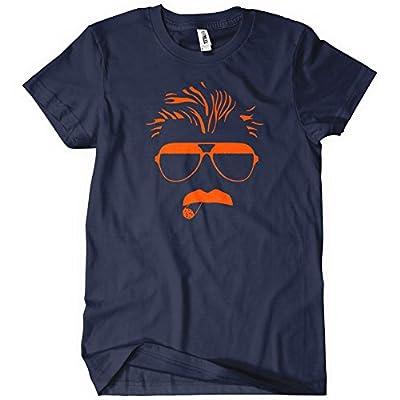 Mike Ditka Mens T-Shirt Tee Chicago 80s Bears Football Super Shuffle Bowl