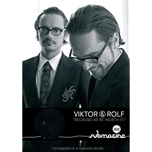 Viktor and Rolf: Because We're Worth It! DVD from amazon.com