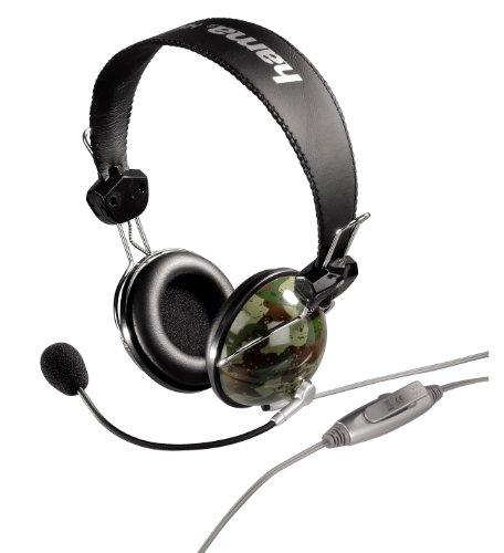 Hama HS-10 Wood PC-Headset