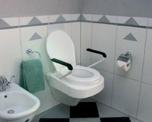 Toilettensitzerhöher, Relaxon Star, Sitzerhöhung WC vom Stock-Fachmann