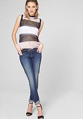 s.Oliver Denim Women's 41.504.32.2140 Short Sleeve T-Shirt