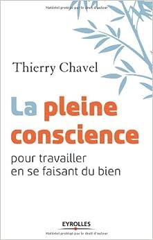 La pleine conscience pour travailler en se faisant du bien - Thierry Chavel