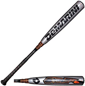 DeMarini 2014 CF6 WTDXCFC BBCOR Adult Baseball Bat (-3) by DeMarini