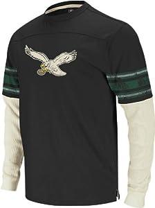 Reebok Philadelphia Eagles Vintage T-Shirt Thermal by Reebok