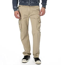 Survivor Cargo Pants - Desert