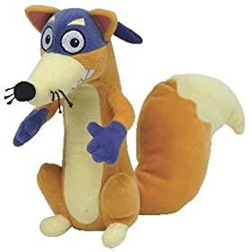 Swiper Dora's fox