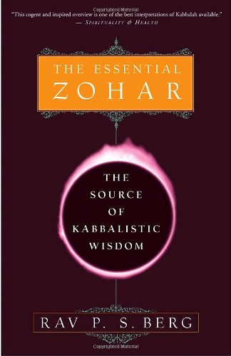 The Essential Zohar: The Source Of Kabbalistic Wisdom front-431234