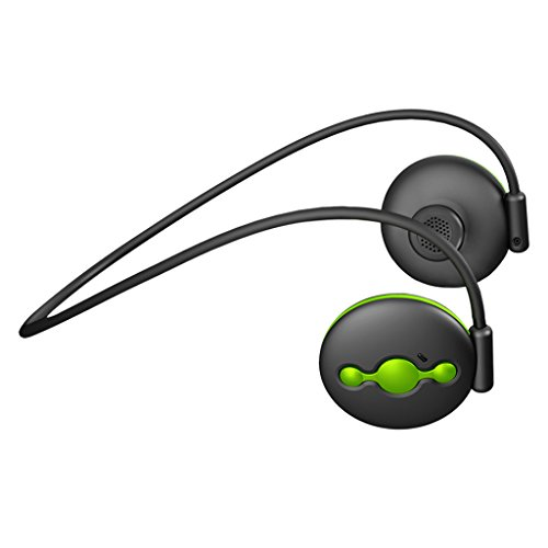 Avantree Jogger Sports Bluetooth Headphones With Microphone, Black