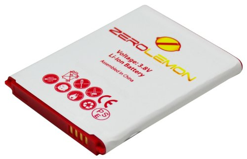 [180 Days Warranty] Zerolemon 2300 Mah Battery for Samsung Galaxy S3 I9300 - Highest Capacity Slim Battery