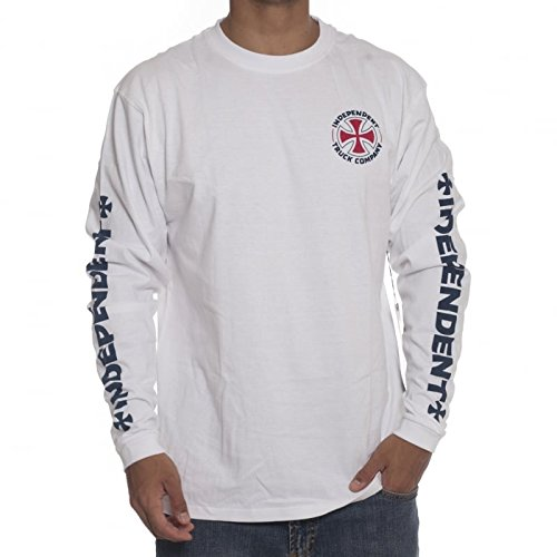 t-shirt-maniche-lunghe-independent-itc-cross-bianco-formato-s-small