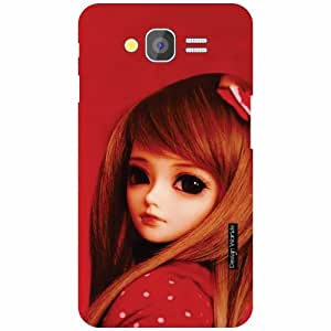 Design Worlds Samsung Galaxy Grand 2 Back Cover - Doll Designer Case and Covers