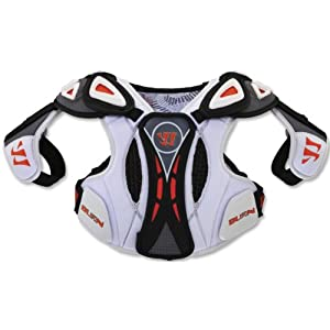 Warrior Burn Hitman 13 Lacrosse Shoulder Pad by Warrior
