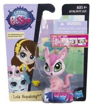 Littlest Pet Shop Get The Pets Single Pack Lola Hopalong Doll