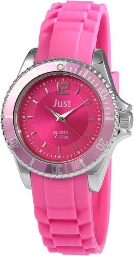 Just Watches donna-Orologio da polso al quarzo XS gomma 48-S3858-BL