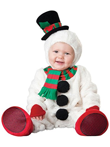 In Character Costumes - Silly Snowman