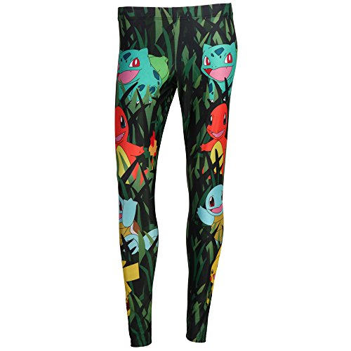 Pokemon Original Starters Leggings