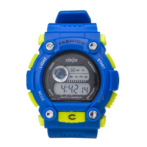 Led Light Watch