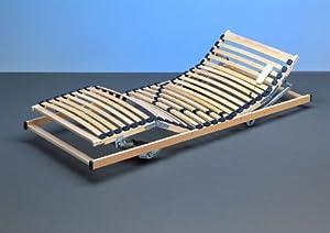 lattenroste lattenrost elektrisch verstellbar 90x200 mg k che haushalt. Black Bedroom Furniture Sets. Home Design Ideas