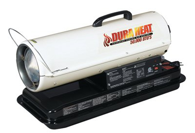 B0039QJMVA Dura Heat Heavy Duty Forced Air Utility Heater – 50,000 BTUs