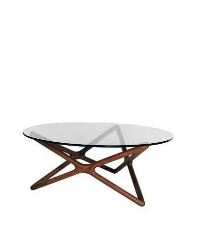 Control Brand Amal Side Table, Walnut