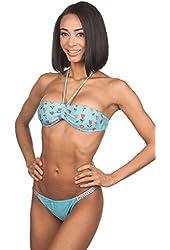 Rosa Cha Sais Floral Bikini Set
