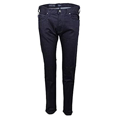 Armani Jeans J45 Regular Tapered Fit Jeans