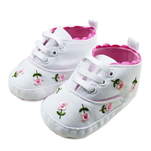 Baby Girl Shoes Size 1 front-35550